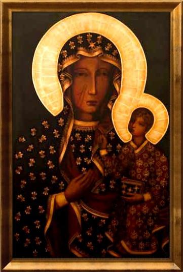 de Moeder Gods van Czestochowa