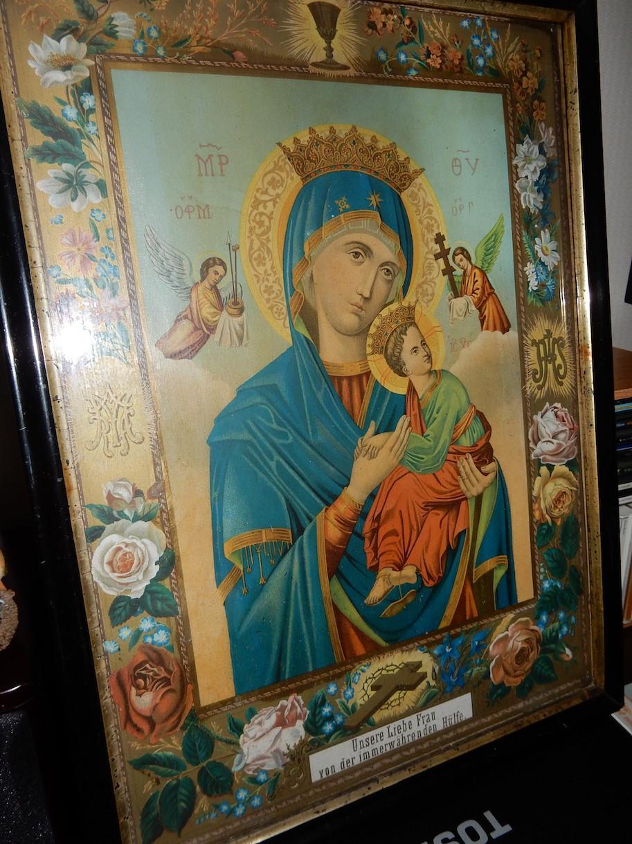 Moeder Gods van Altijddurende Bijstand