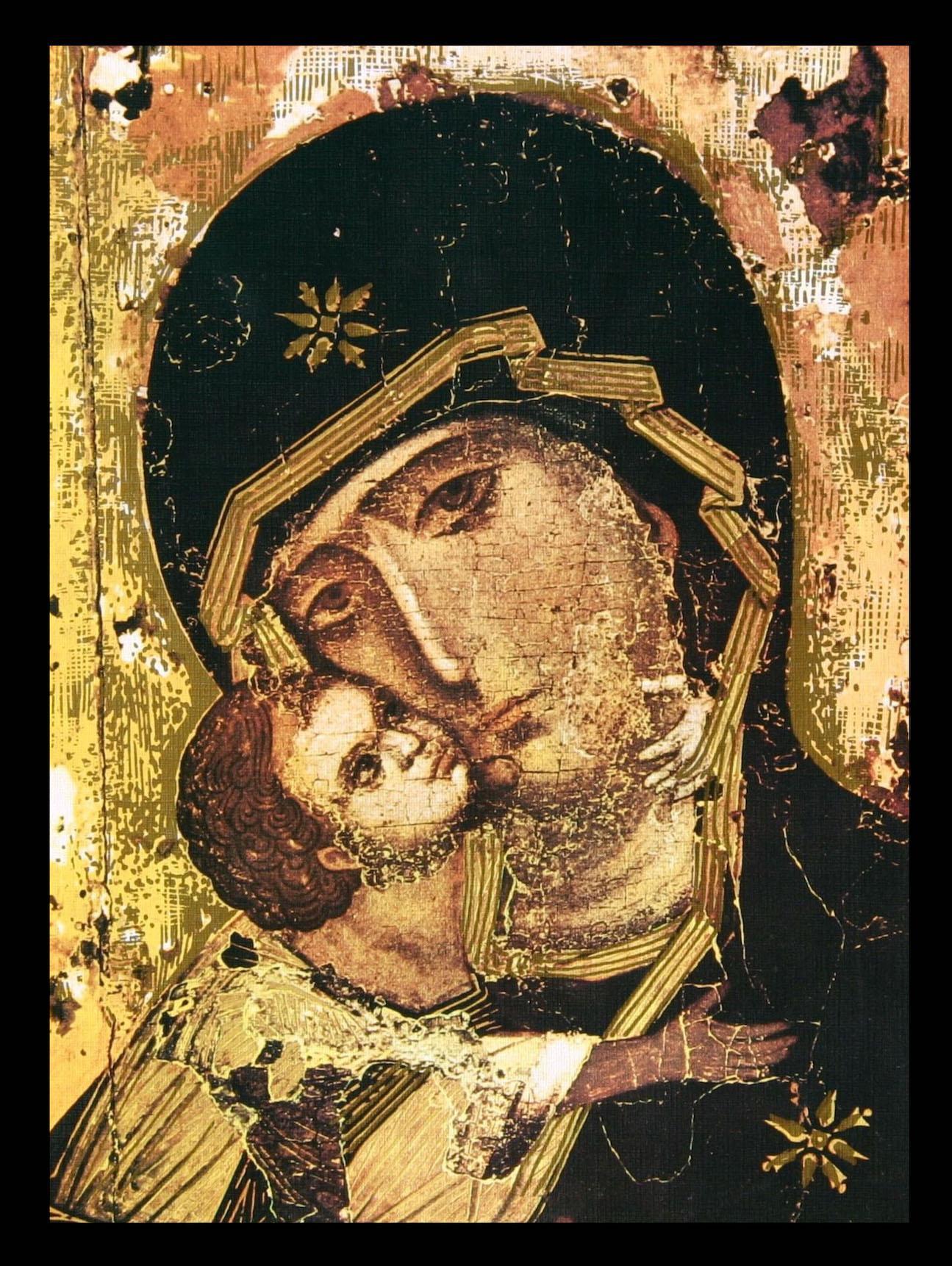 Moeder Gods van Wladimir