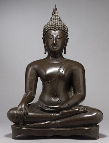 Sukhotai Boeddha uit Thailand